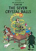 SEPT BOULES DE CRISTAL (EGMONT ANGLAIS) - THE SEVEN CRYSTAL BALLS