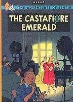 BIJOUX DE LA CASTAFIORE (EGMONT ANGLAIS) (LES) - THE CASTAFIORE EMERALD