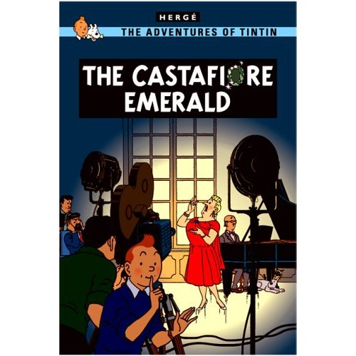 TINTIN THE CASTAFIORE EMERALD