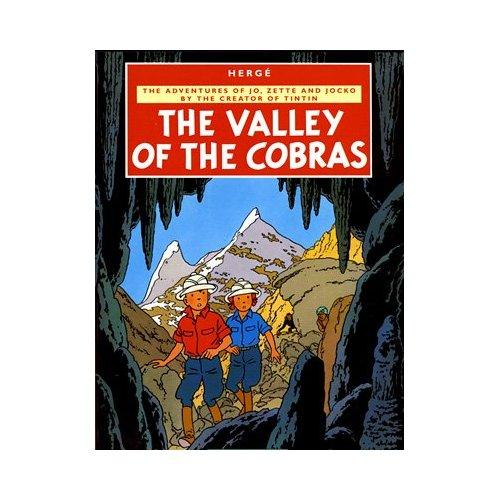 JO, ZETTE ET JOCKO T.1, THE VALLEY OF THE COBRA
