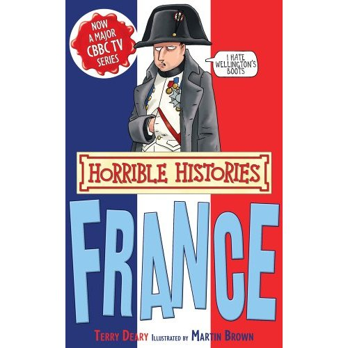 HORRIBLE HISTORIE MEASLY FRANCE