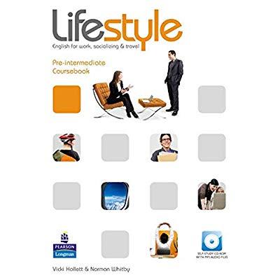 LIFESTYLECOURSEBOOK W/ CD-ROM PRE-INTERMEDIATE