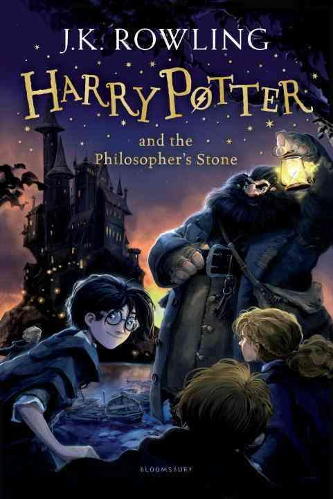 HARRY POTTER AND THE PHILOSOPHER'S STONE (REJACKET)