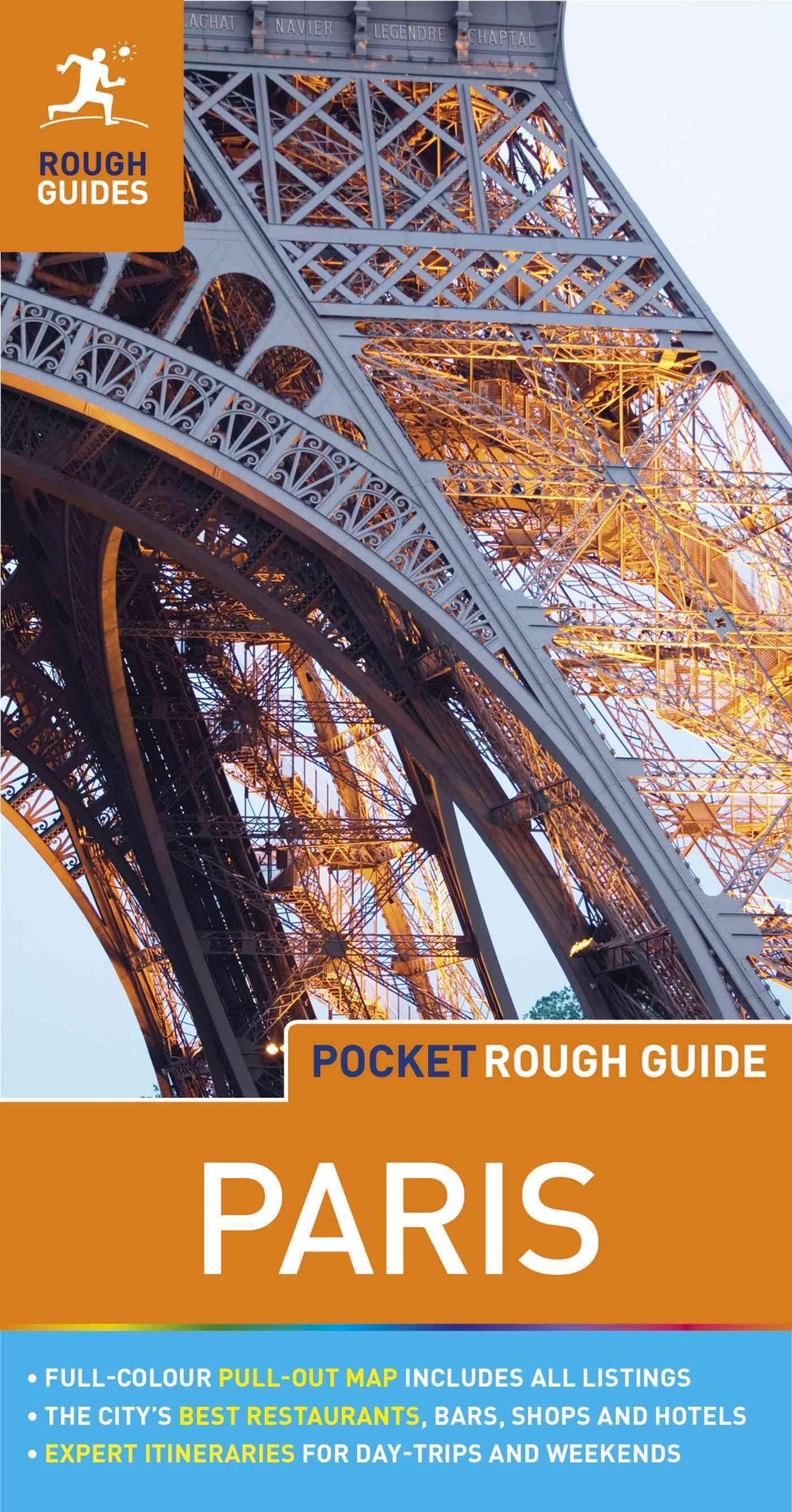 **POCKET ROUGH GUIDE PARIS