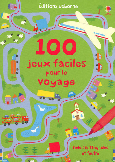100 JEUX FACILES PR LE VOYAGE