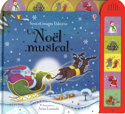 UN NOEL MUSICAL - SONS ET IMAGES