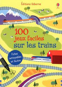 100 JEUX FACILES SUR LES TRAIN