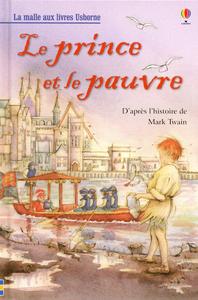 LE PRINCE ET LE PAUVRE - LA MALLE AUX LIVRES NIVEAU 3