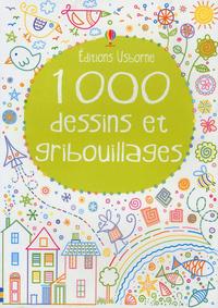 1 000 DESSINS ET GRIBOUILLAGES