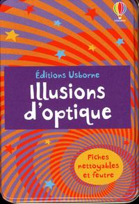 MA BOITE DE FICHES : ILLUSIONS D'OPTIQUE