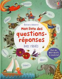 MON LIVRE DES QUESTIONS-REPONSES - LIVRE A RABATS