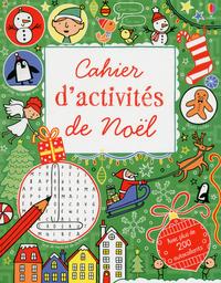 CAHIER D'ACTIVITES DE NOEL