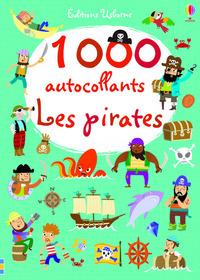 1000 AUTOCOLLANTS - LES PIRATES
