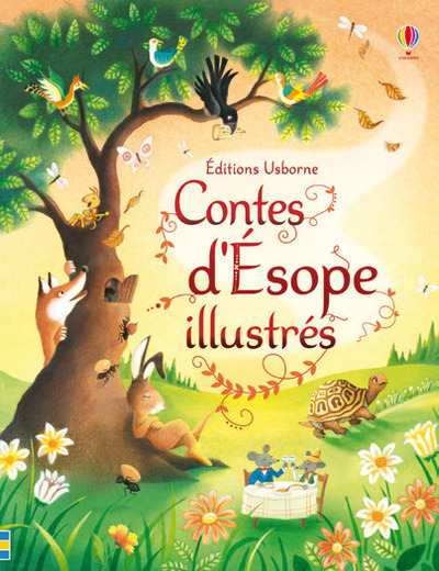 FABLES D'ESOPE ILLUSTREES
