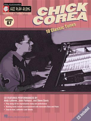 CHICK COREA CLARINETTE+CD