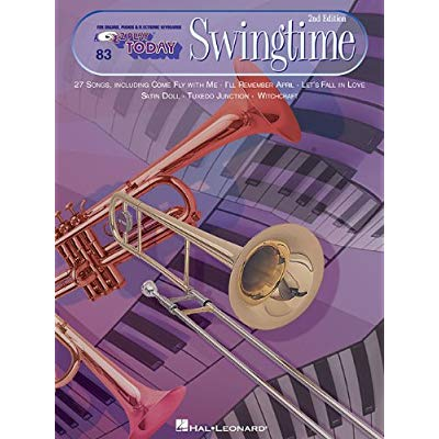 SWINGTIME - 2ND EDITION PIANO OU CLAVIER
