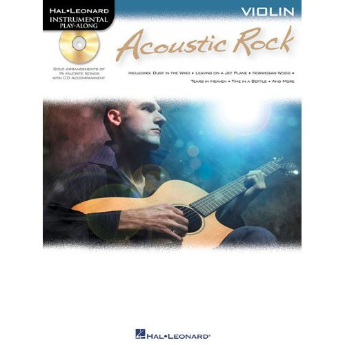 ACOUSTIC ROCK VIOLON +CD