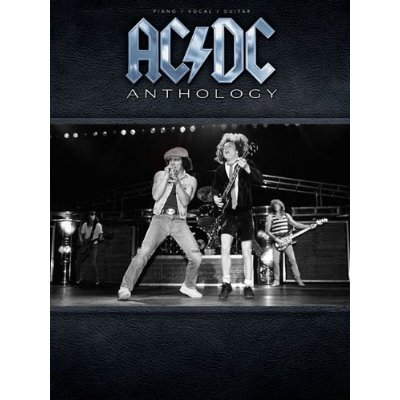 AC/DC ANTHOLOGY PIANO, VOIX, GUITARE