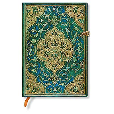 PAPERBLANKS TURQUOISE CHRONICLES MIDI