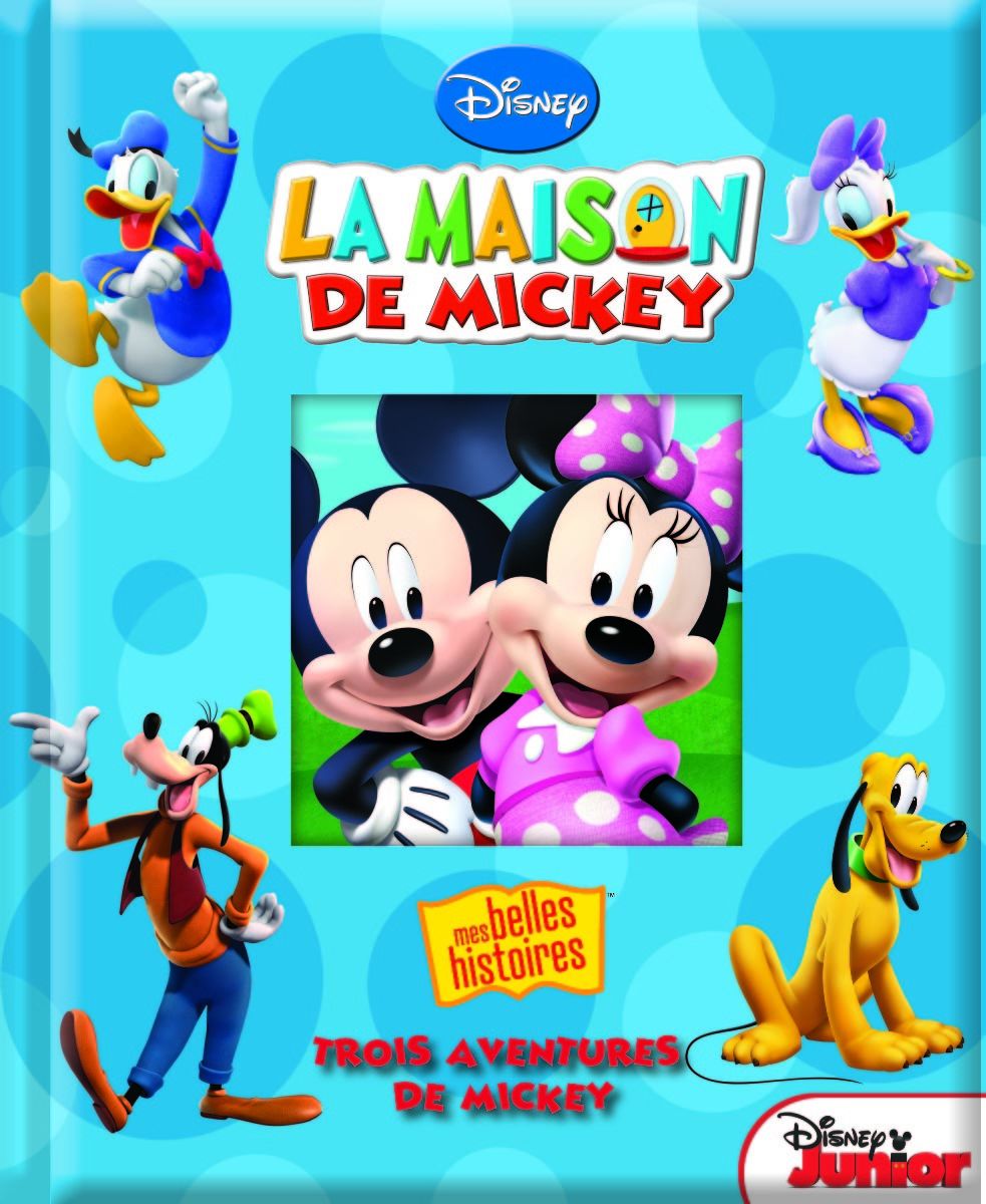 MICKEY - MICKEY, MINNIE QUE D'AVENTURES ! NOUVELLE EDITION
