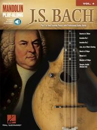 J.S. BACH  +CD
