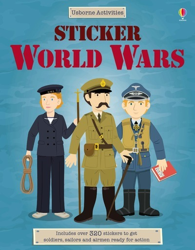STICKER WORLD WARS