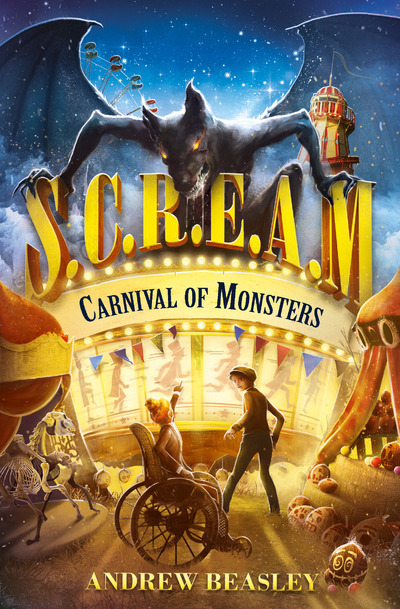 S.C.R.E.A.M - CARNIVAL OF MONSTERS