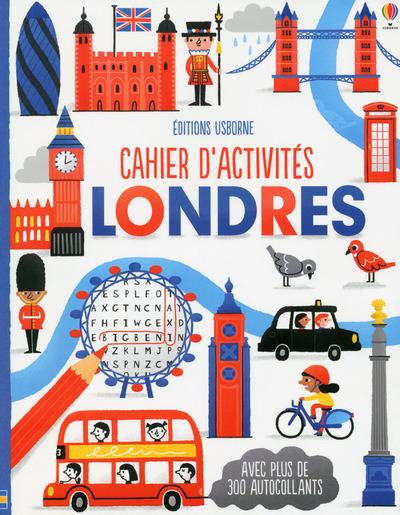 CAHIER D'ACTIVITES - LONDRES
