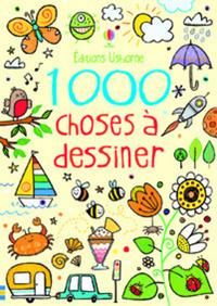 1 000 CHOSES A DESSINER