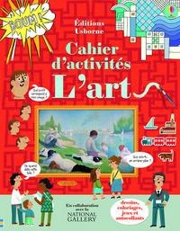 CAHIER D'ACTIVITES - L'ART