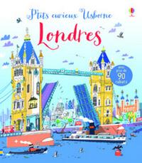 LONDRES - P'TITS CURIEUX USBORNE