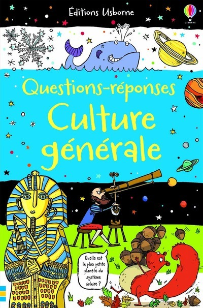 QUESTIONS-REPONSES CULTURE GENERALE