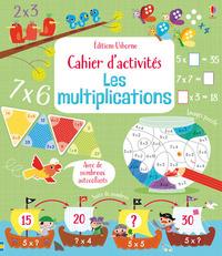 CAHIER D'ACTIVITES - LES MULTIPLICATIONS