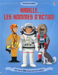 HABILLE... LES HOMMES D'ACTION