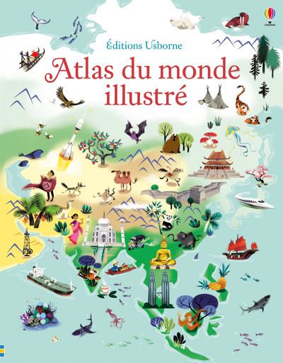 ATLAS DU MONDE ILLUSTRE