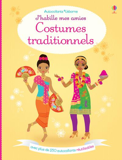 J'HABILLE MES AMIES - COSTUMES TRADITIONNELS