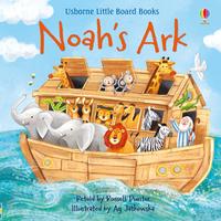 NOAH'S ARK - LITTLE BOARDS BOOKS