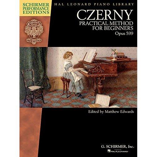 PRACTICAL METHOD FOR BEGINNERS, OP. 599 PIANO