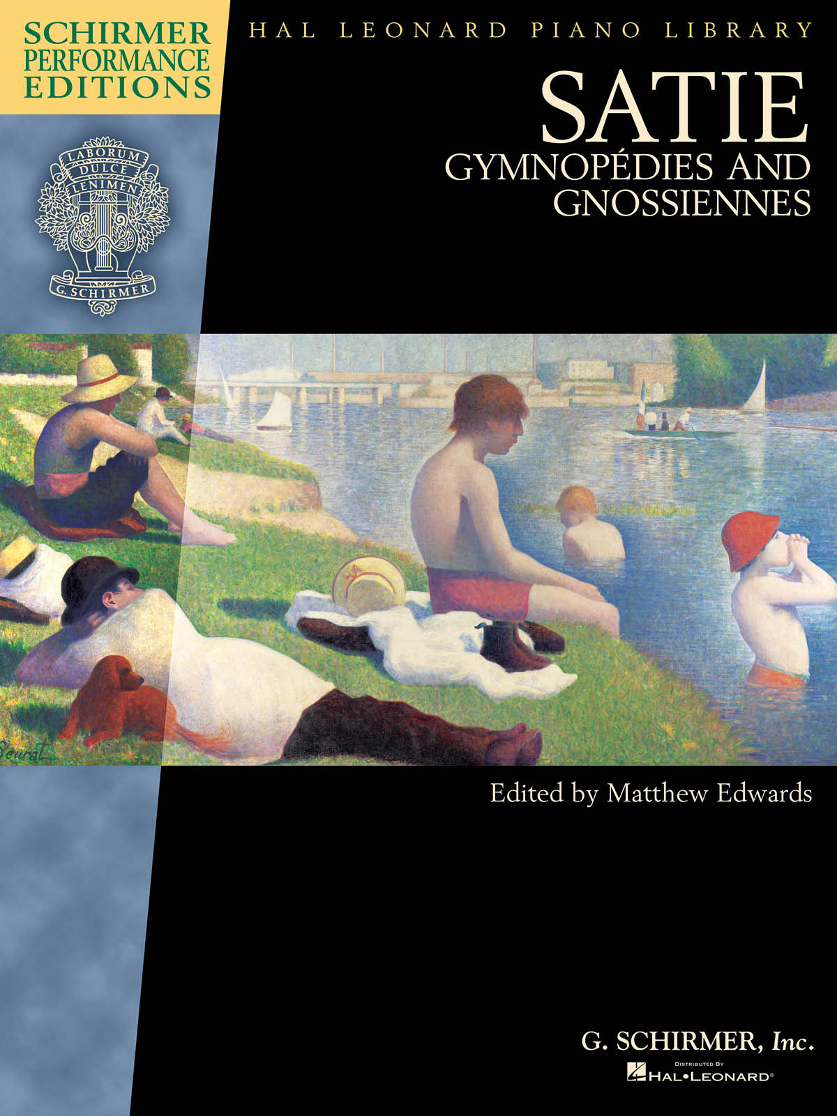 GYMNOPEDIES AND GNOSSIENNES PIANO