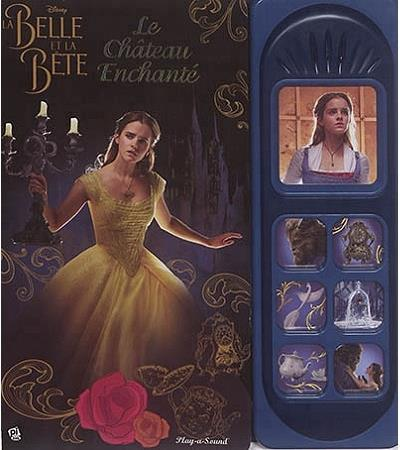 LA BELLE LA BETE - LE CHATEAU ENCHANTE
