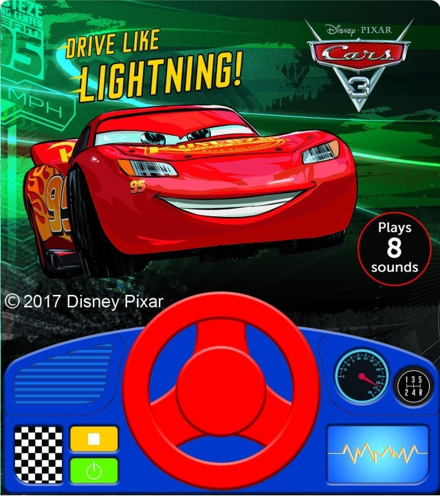 CARS 3 - CONDUIS COMME FLASH MCQUEEN