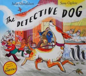 THE DETECTIVE DOG /ANGLAIS