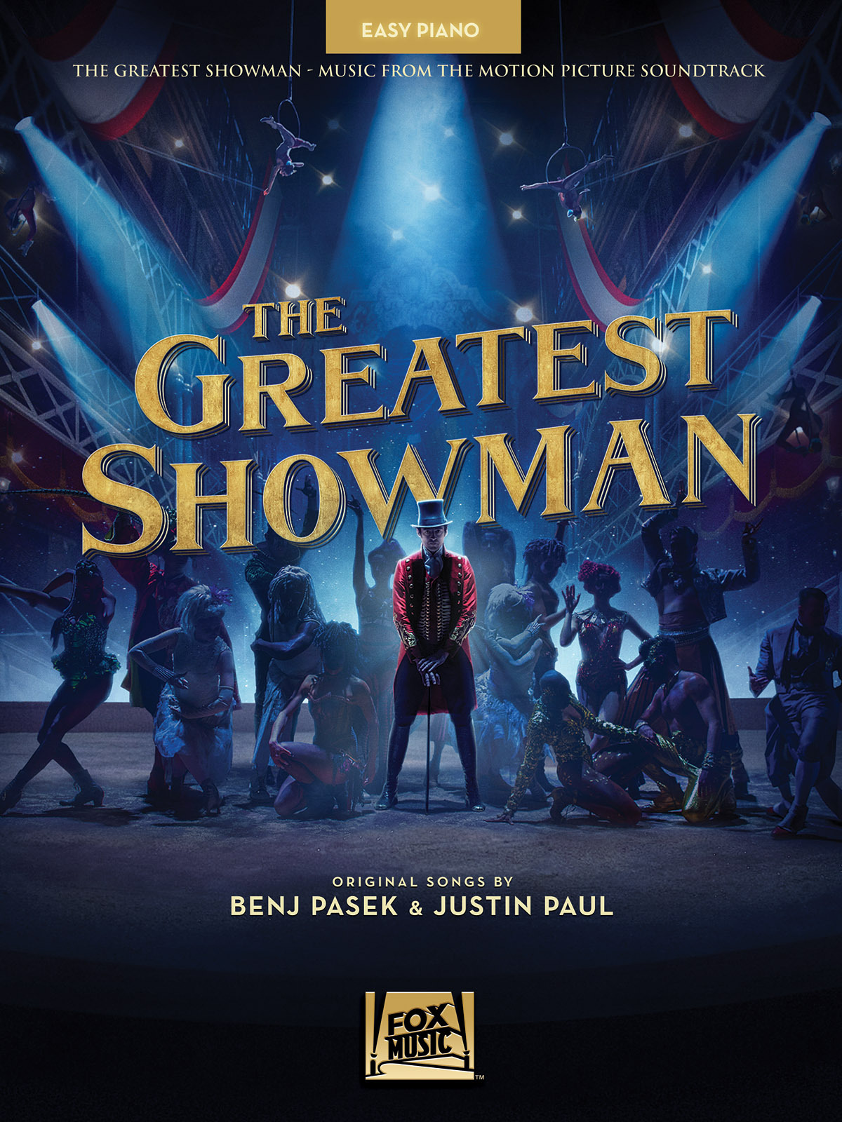 THE GREATEST SHOWMAN PIANO