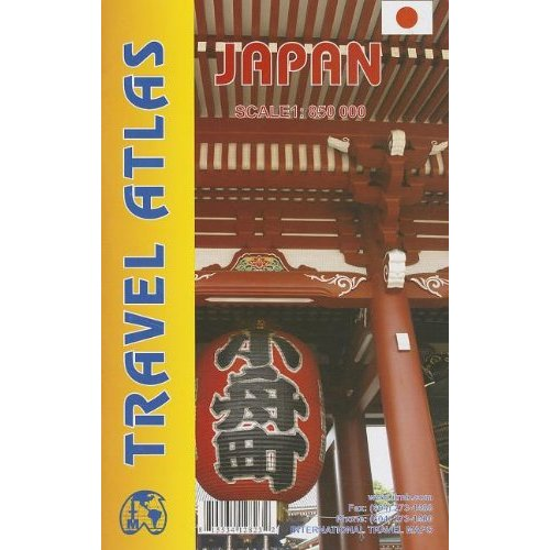 JAPAN ITM TRAVEL ATLAS