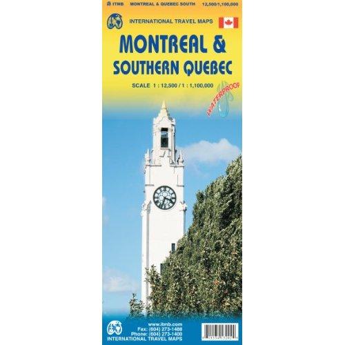 AED QUEBEC SUD/MONTREAL - 1/1M1 - 1/12.500