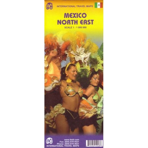 MEXICO NORTH EAST  1/1M