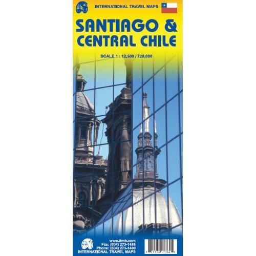 SANTIAGO DE CHILE - 1/12.500