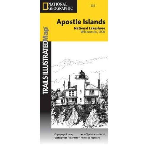 ** APOSTLE ISLANDS NAT.LAKESHORE