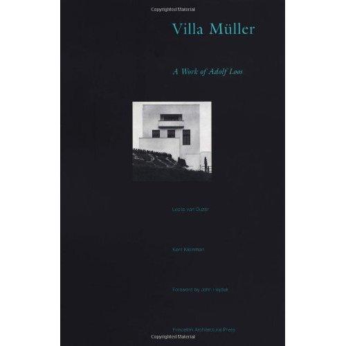 ADOLF LOOS VILLA MULLER