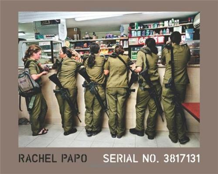 RACHEL PAPO SERIAL NO. 381713 /ANGLAIS